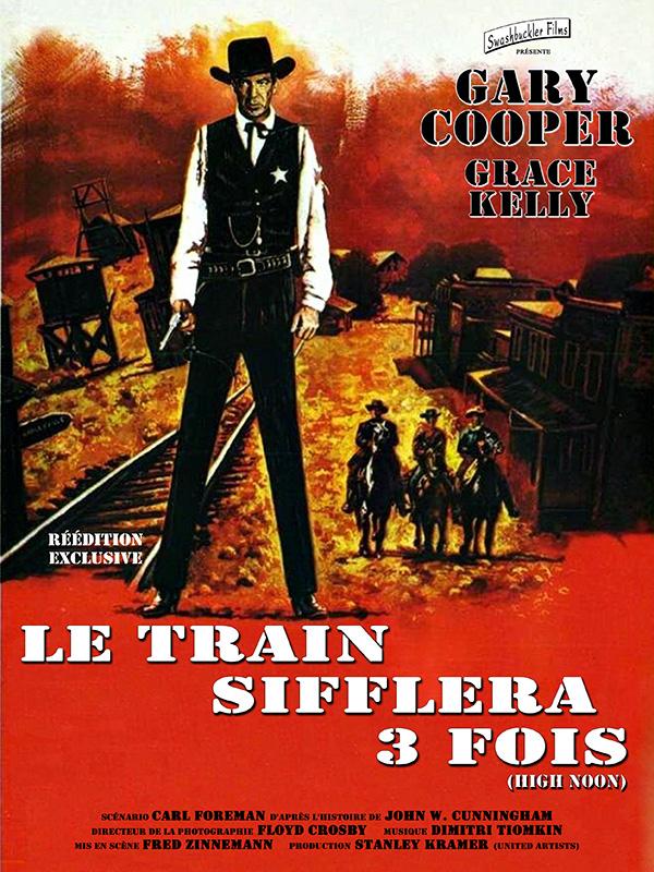 Le Train Sifflera Trois Fois 1
