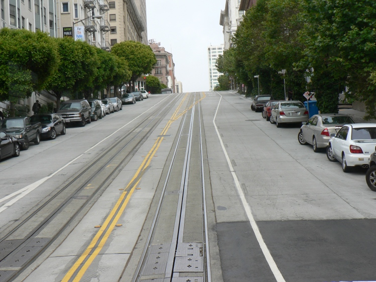 San Francisco Cables Cars 4