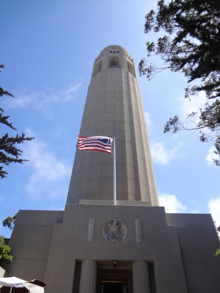 San Francisco Coit Tower 1