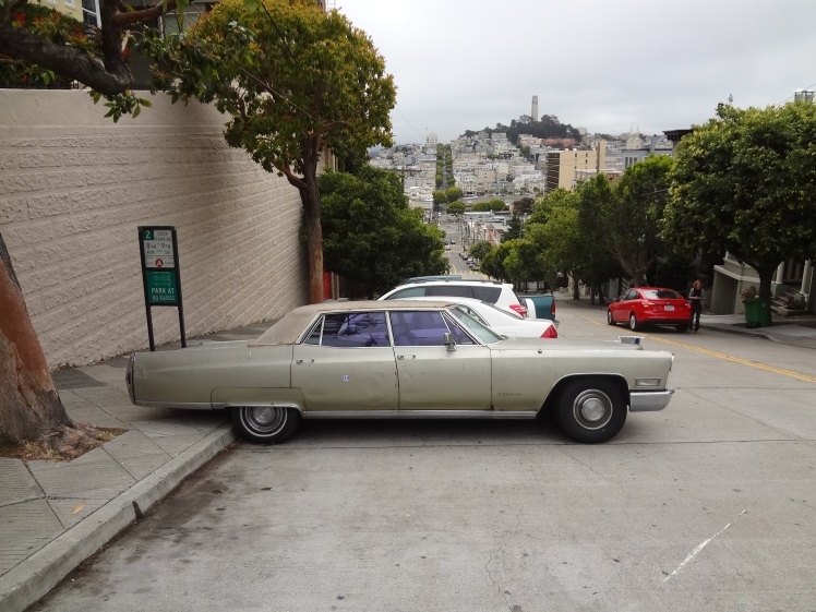 San Francisco Lombard Street 3