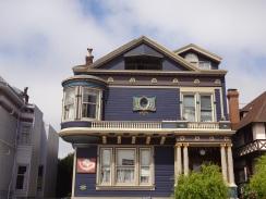 San Francisco Maisons victoriennes 1
