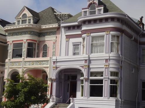 San Francisco Maisons victoriennes 2