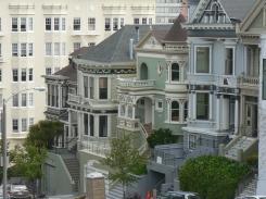 San Francisco Maisons victoriennes 3