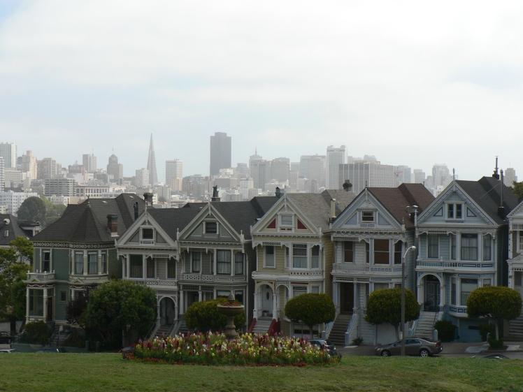 San Francisco Maisons victoriennes 4