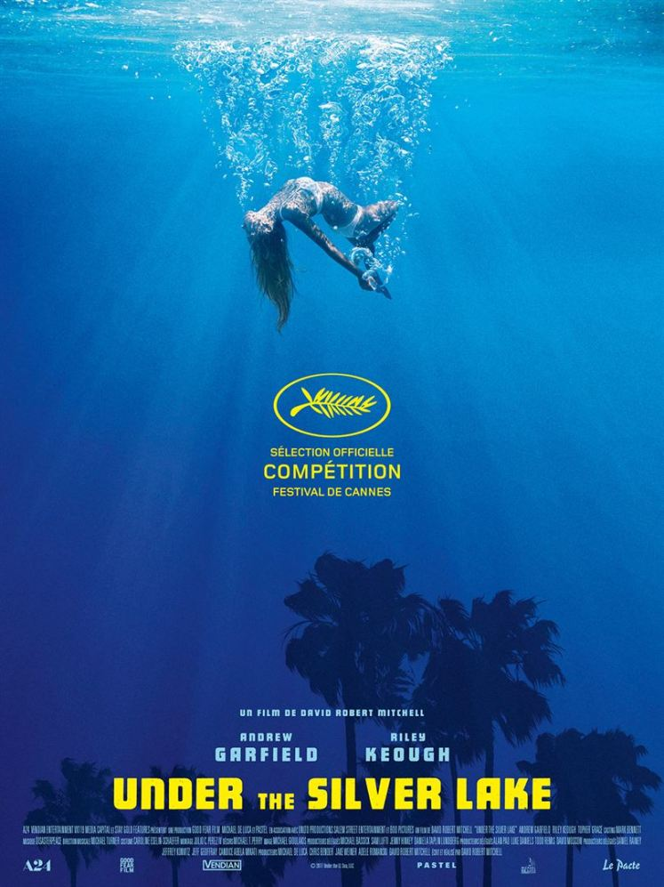 Under The Silver Lake 1
